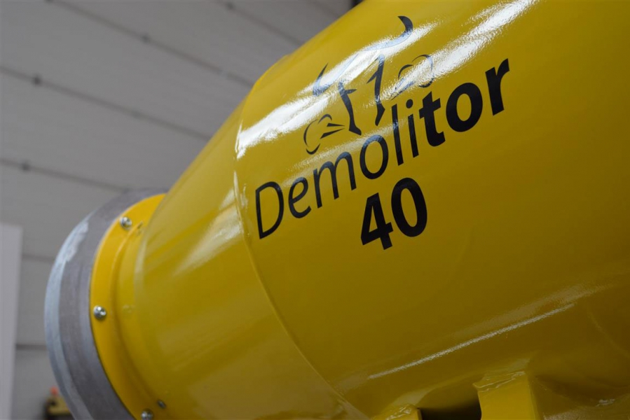 Demolitor <b>40</b><br>