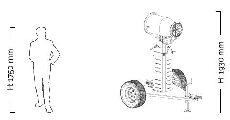 WLP-D40-height
