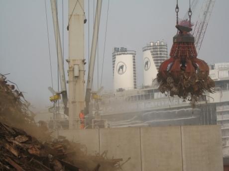 abbattimento polveri porti