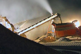 <p> <strong>Quarry </strong>and <strong>Mining </strong>Dust suppression</p>